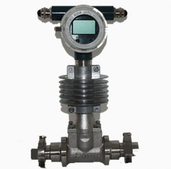 Vortex Flowmeter (Sanitary)