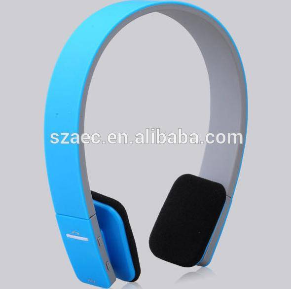 foldable bluetooth headphone wireless headset