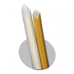 PU fiberglass sleeving