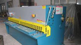 Hydraulic Pendulum Plate Shearing Machine