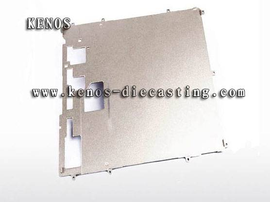 Laptop shell Zinc die casting parts