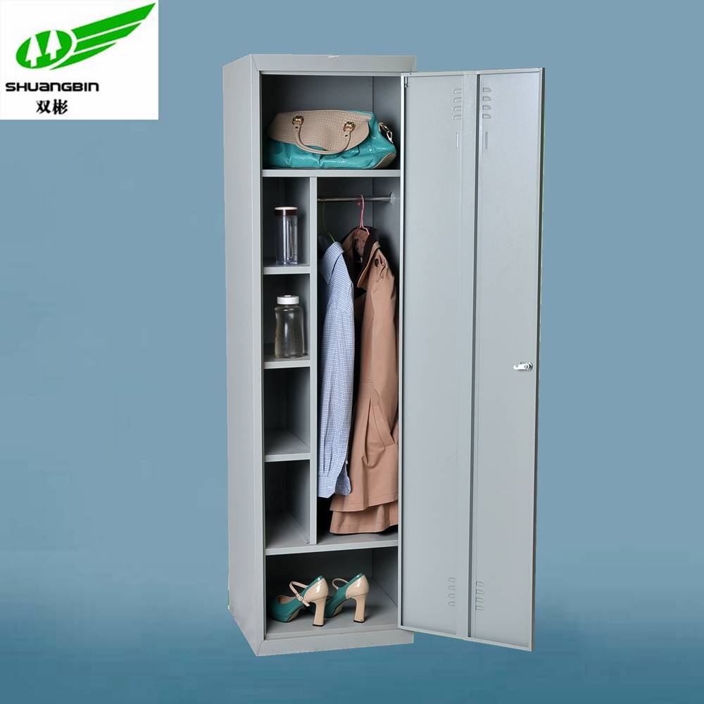 custom made extra wide steel cloth wardrobe