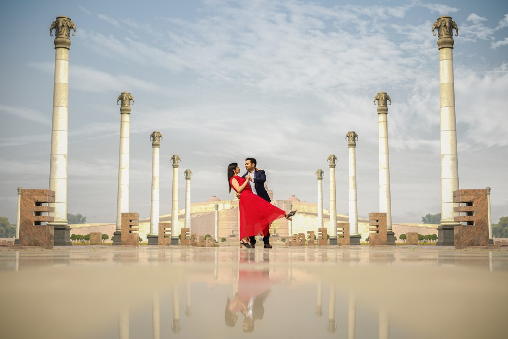 Destination Wedding Photography in Delhi