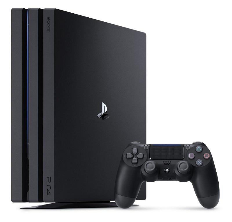 PlayStation 4 Pro 1TB Console - Black (PS4 Pro)