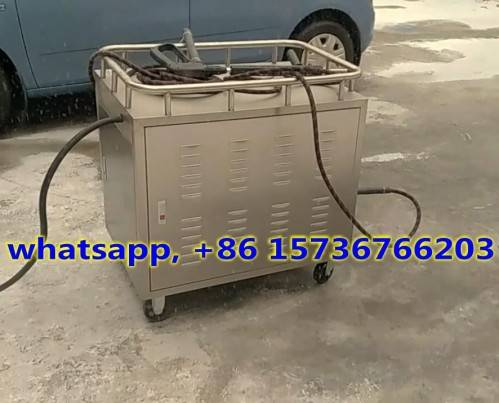 35bar strong steam pressure high pressure car washer