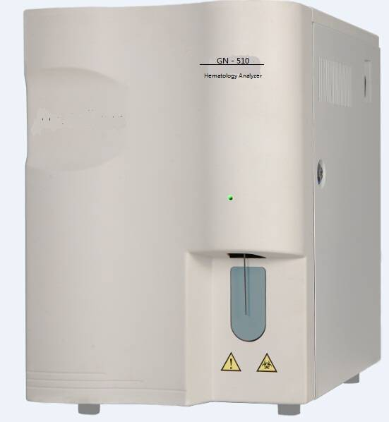 5-diff Hematology Analyzer