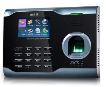 WiFi Fingerprint Time Attendance Device Fingerprint Time Clock For Employee Attendance Check In And