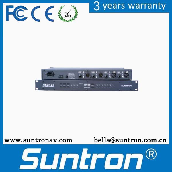 SUNTRON HS2420 Automatic Feedback Suppressor