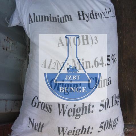 Aluminium Hydroxide Industrial Grade 64.5% min