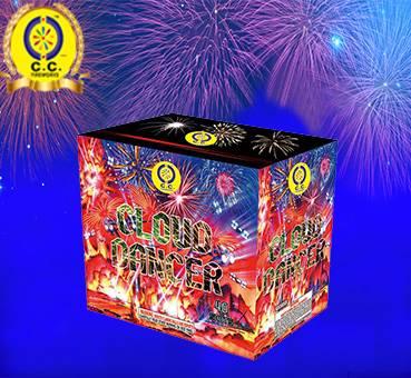 40 Shots Cloud Dancer Fireworks in Liuyang