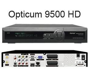 Orton 9500HD Digital TV Receiver