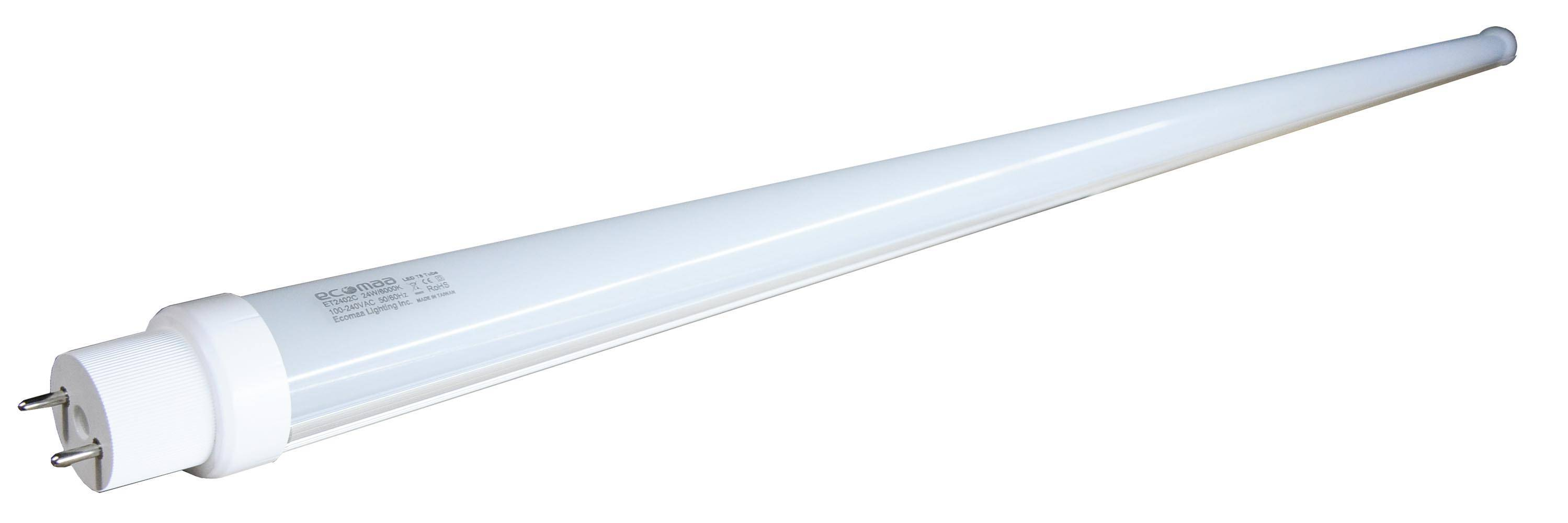 Ecomaa- Tube Series 12W&18W&24W&30W LED Tube Light