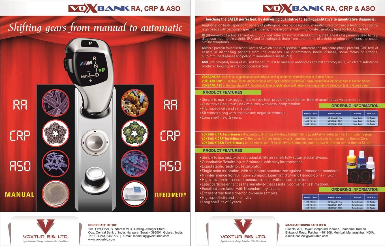 Voxbank ASO Test