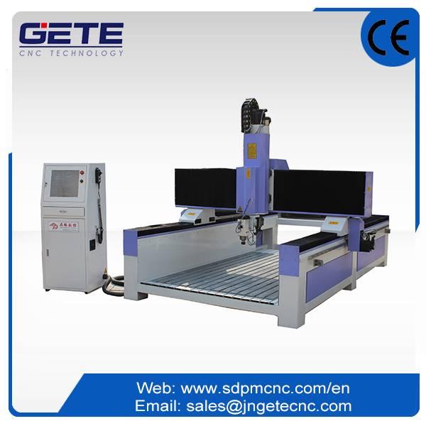 4 Axis CNC Wood Machine MH4A