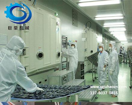 UV Painting Line for Vacuum Metalization Coating