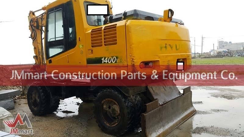 Hyundai Excavator R1400W