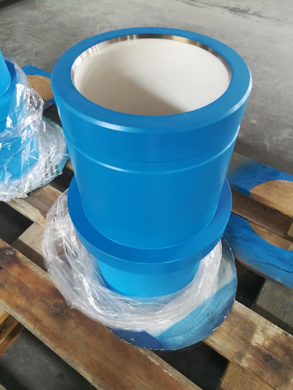 mud pump ceramic liner ZIRCONIA LINER