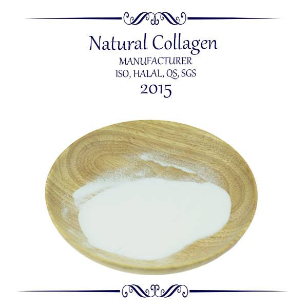 white powder natural cosmetic ingredients fish collagen powder for skincare
