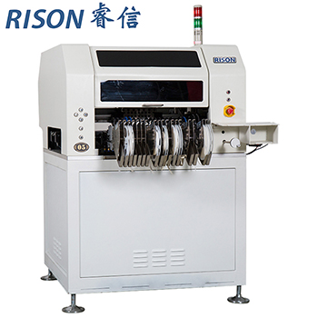 RISON Pick and Place PCB SMT machine RS-TX4
