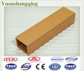Wood Plastic Composite Square Timber Ceiling