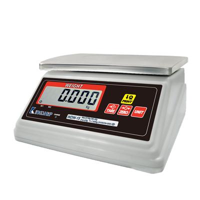 Digital Splash Proof Weighing Scale (WDW Series)