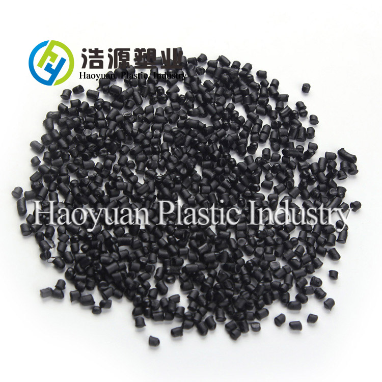 Black soft PVC compound for safety shoes