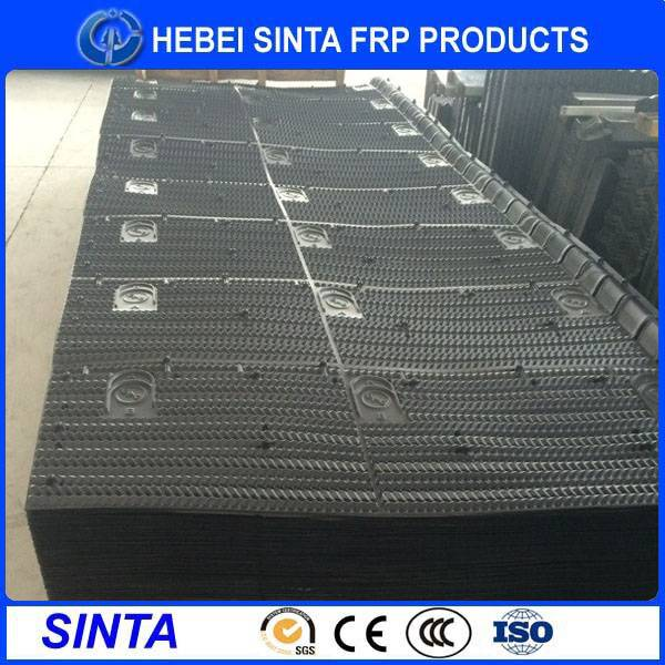 EAC cooling tower film fill media,counter flow cooling tower material for EAC cooling tower