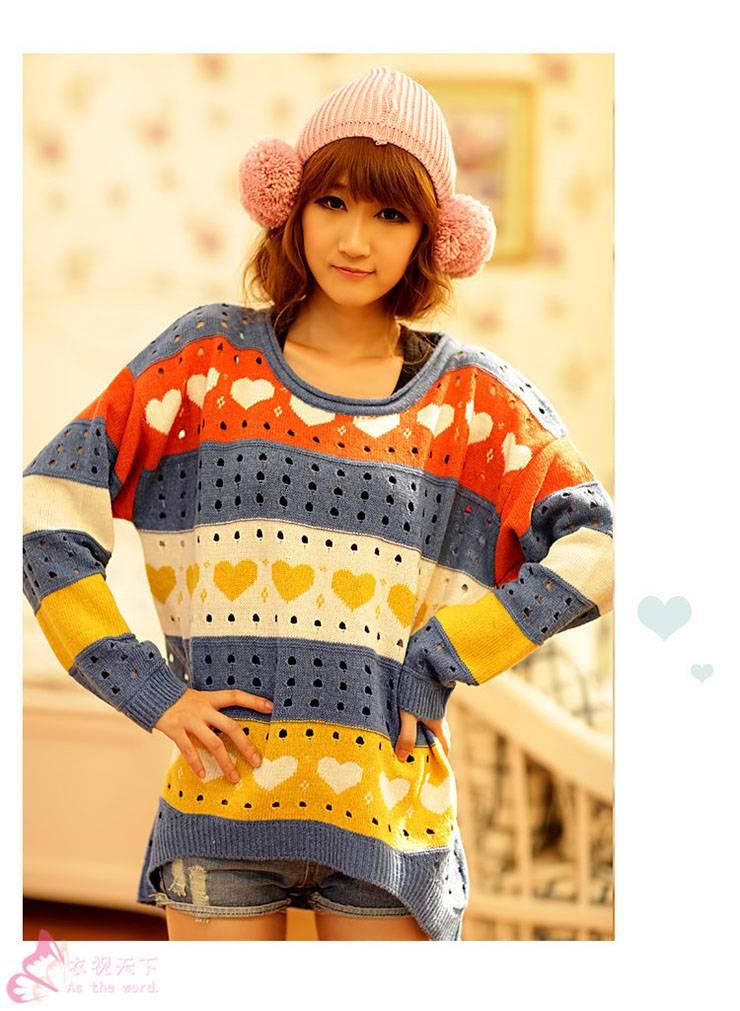 Autumn Women's Fashion All-match Sweater