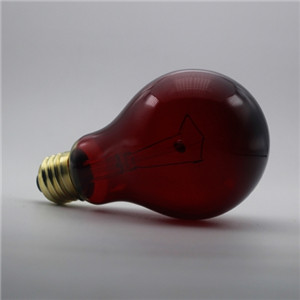 Reptile Nightlight Red Heat Bulb A23 150W