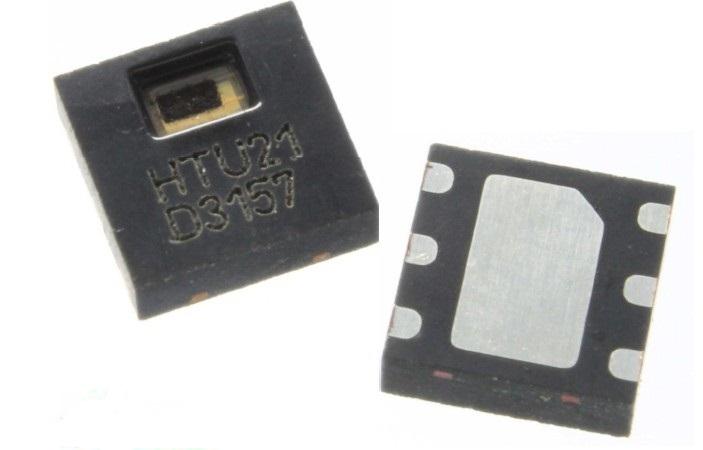 HTU21D(F) Sensor Digital Relative Humidity sensor with Temperature output