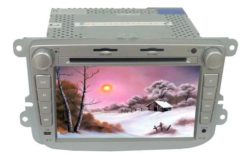 7.0 inch Car GPS DVD Player for VW Lavida (Digital screen