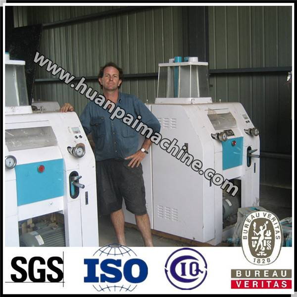 Hot sale with good quality 35 TPD wheat flour mill project
