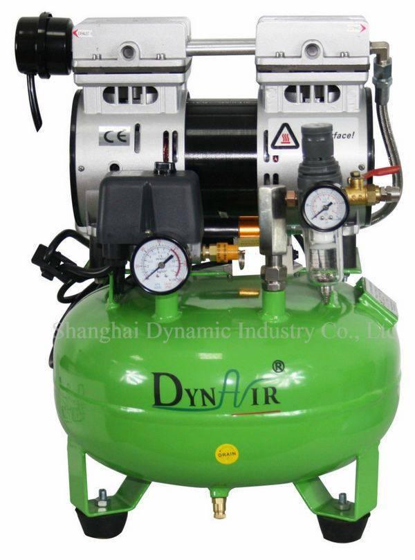 Silent Oilless Air Compressor (DA500/9)