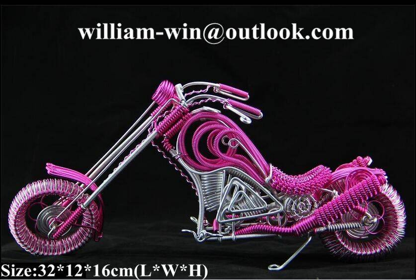 motorbike model for home decoration