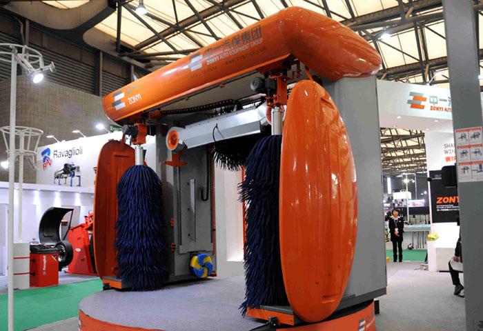 Car Wash Machine Ce Antomatic Car Washing Machine Zonyi