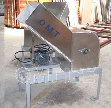 OMT 10ton Ice Crushing Machine