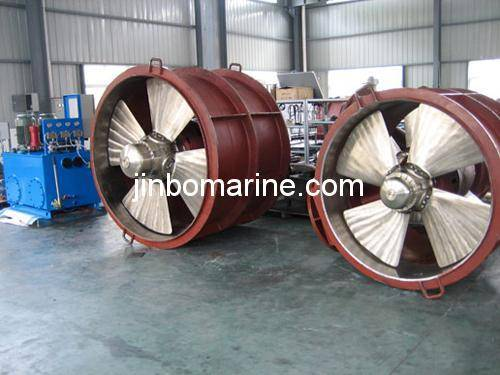 Electric Generator Bow Thruster