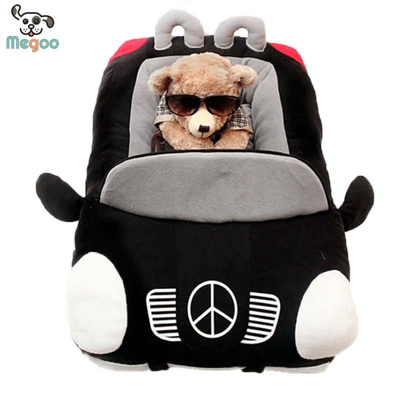 Car Dog Bed Detachable Puppy Cushions Removable