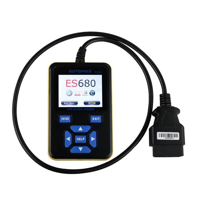 Autophix ES680 Diagnostic Tool VAG PRO + OBD2 OBDII Professional Scanner