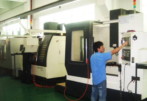 Plastic injection mould tooling