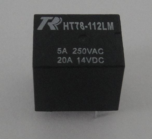 car  relay  T78