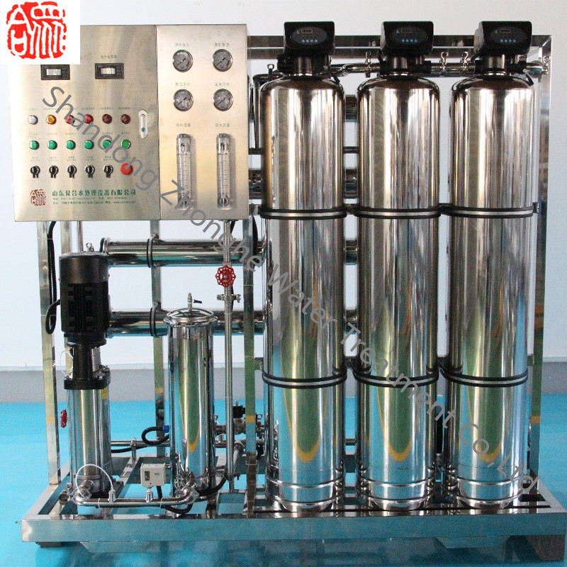 1000LPH reverse osmosis system water treatment system / plant /equipment / machine