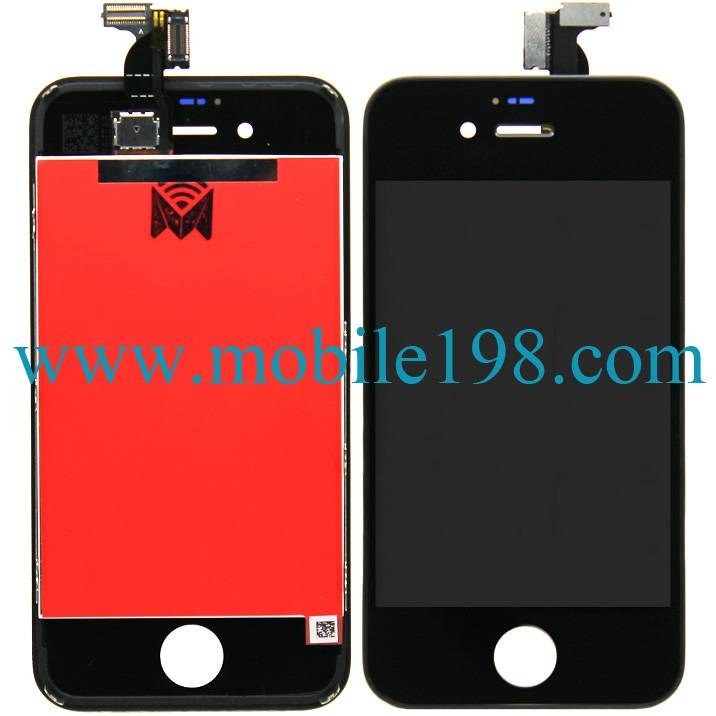 Cell Phone LCD for iPhone 4 China supplier