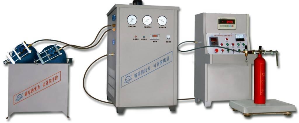 Fire extinguisher co2 filler(GTM-B)