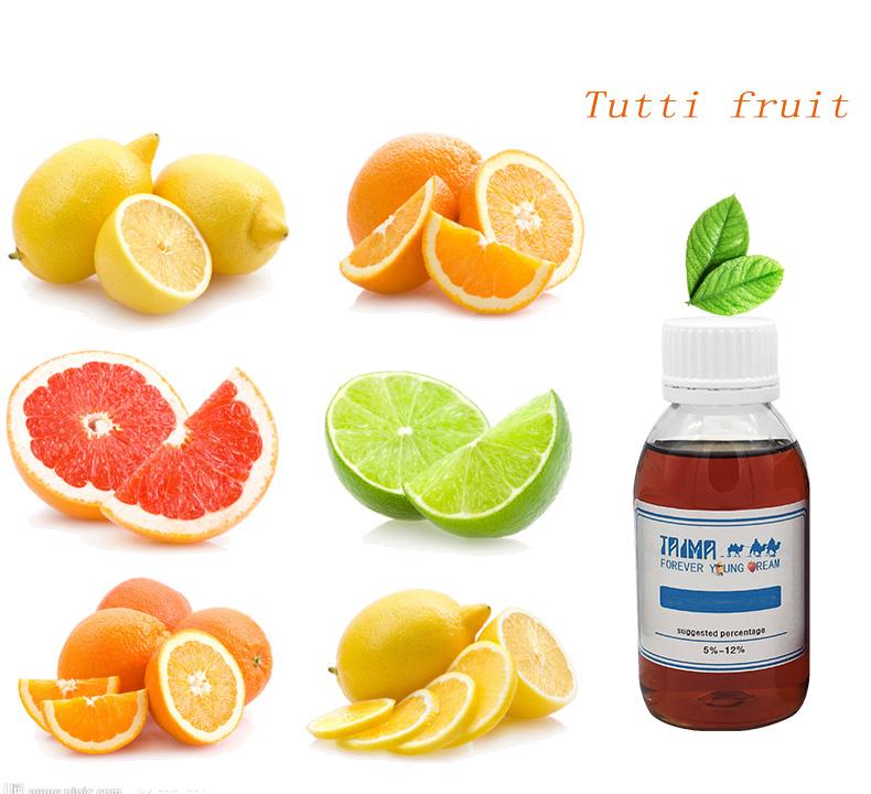 Concentration Tutti fruit flavor Malaysia Flavor e juice for E-cigarette