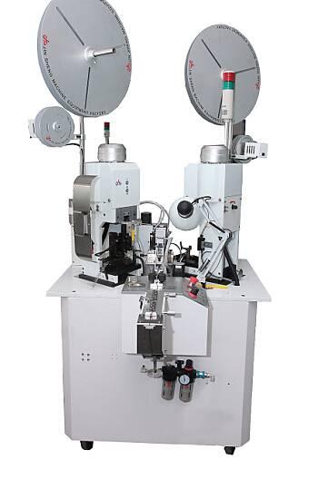 JS-4000 semi-automatic terminal crimping machine machine