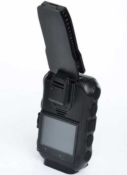 GPS Police body worn camera with HDMI