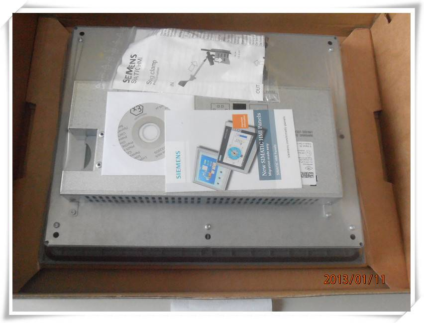 "Siemens Touch Screen HMI 277 10"" 6AV6 643-0CD01-1AX1"