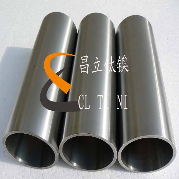 Nickel 200 UNS N02200 Nickel based alloy welded tube