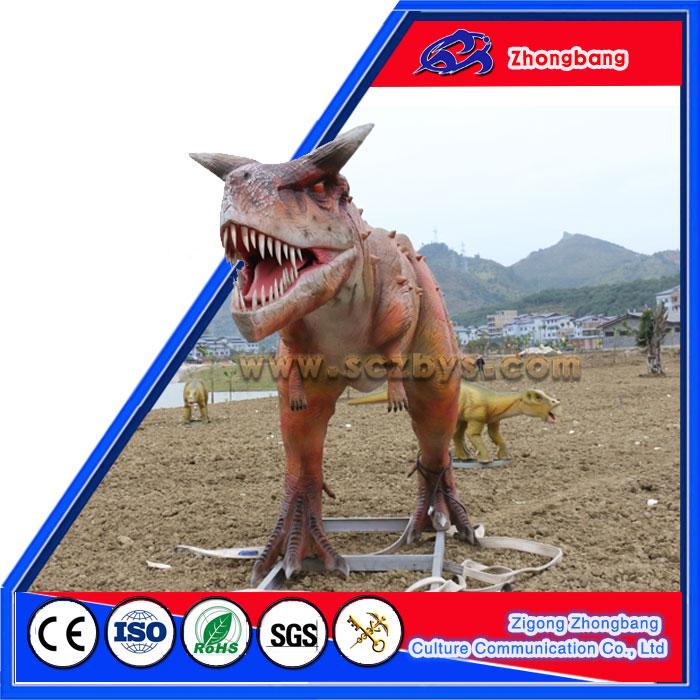 Jurassic Museum Theme Park Simulation Dinosaur